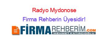 Radyo Mydonose Çalıyor Tıkla Dinle !!